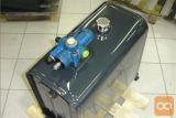 Rezervoar za hidravlično olje, z ventilom 200-250l
