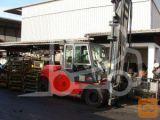 Viličar, DanTruck 9680, dizel, čelni