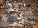 črpalka,turbina,zaganjač,alternator,