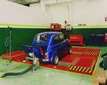 Tester za preizkus moči motornih vozil