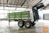 NOVO! Trosilniki hlevskega gnoja Brantner POWER SPREAD +
