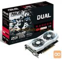 ASUS Radeon RX 460 Dual, 2GB