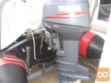 Gumijsat čoln zodiac z izvenkrmnim motorjem yamaha 30 km