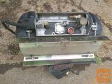 Plinski rezervoar za viličarja