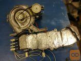 Ventilator z grelcem zraka