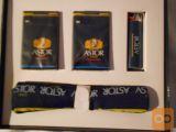 Astor paket z rutko, vžigalnikom in rutko