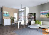 Malinska-  Apartman u novogradnji sa okućnicom!! (s1820)