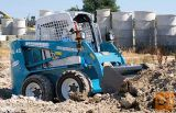 Mini nakladalec MESSERSI SL-45 (Skid Steer)