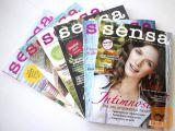 Revija Sensa, revija za srečnejše življenje (št. 1-6)