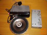 JVC 50 W CD MP3 USB iPOD AUX