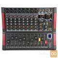 POWER DYNAMICS M804 Mešalna miza mešalne mize mixer mixerji