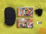 PSP + 2 igrici