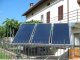 Komplet 2x solarni kolektor IMP + inox cev dvojna 15m nova
