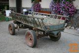 prodam vprežni voziček, dobro ohranjen