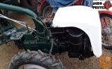 Motokultivator Bertolini tip 315, s prikolico