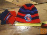 Otroška kapa in rokavice