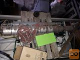 Brizgalni cilinder fi 60 za stroj Engel