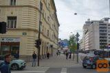 LJ-Center na vogalu Slovenske in Tavčarjeve ulice 2-sobno