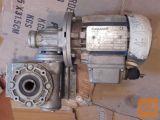 elektro motor z reduktorjem