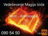 ASTRO TAROT IZIDA 090 54 50