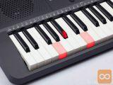 MEDELI M221L LED Klaviatura klaviature keyboard za učenje