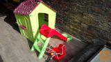 Otroška hiška za malčke (komplet)