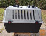 Transportni boks za manjšega psa/mačko do 15 kg
