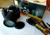 Fotoaparat Nikon D7100 plus objektiv 18-105 f3.5-5.6 VR