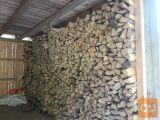 Suha jesenova drva 031/866-426 skladiščena v kozolcu