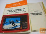 Prodam nekaj strokovnih knjig iz nostalgije na slikah.