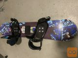 Snowboard Stuff snowboard 118 cm z vezmi