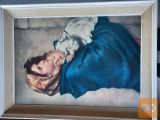 Slika Mati z otrokom 57 x 77